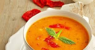 Sıkma Tarhana Çorbası